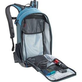 Evoc FR Track Protector Backpack 10l black-slate-copen blue